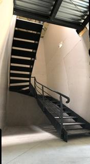 Escalier 2 quarts tournant